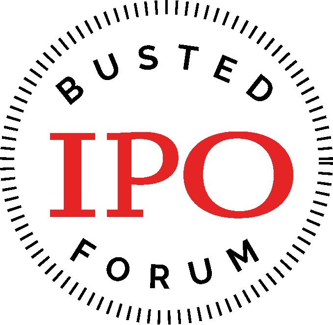 Busted IPO Forum